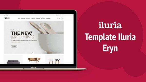 Template Iluria - Eryn