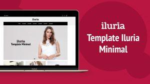 Template Iluria - Minimal